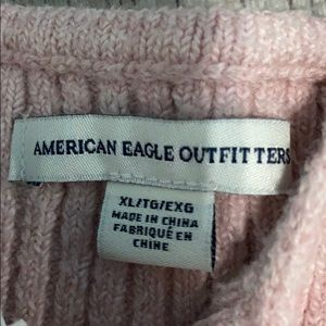 American Eagle Outfitters Tops - A pink tank top